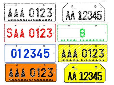 Motor Trade Licence by New License Plates Designs From Lto Ready By September