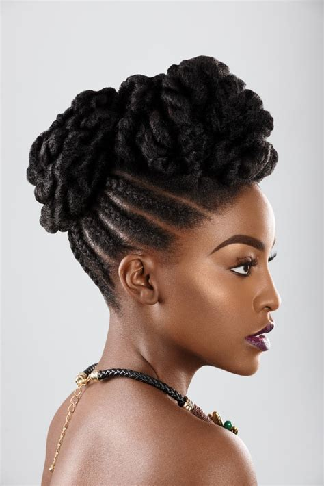 Black Hairstyles Pin Ups by Wedding Hairstyles For Black American