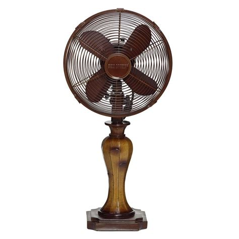 home depot desk fan deco breeze 12 4 in sambuca fan dbf0762 the home