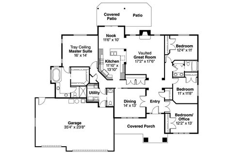 home floor plans free simple craftsman house plans designs with photos homescorner