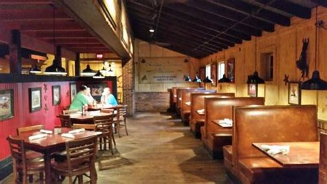 texas steak house open dinning area picture of texas steakhouse saloon winchester tripadvisor