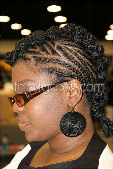 mohawk cornrow designs cornrows braids mohawk