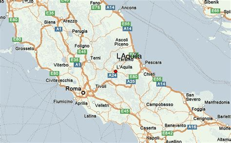 d italia l aquila guide urbain de l aquila