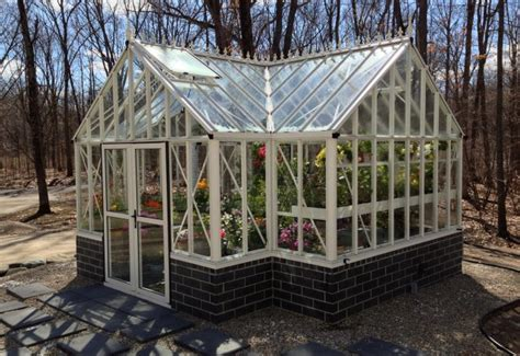 royal victorian antique orangerie greenhouse