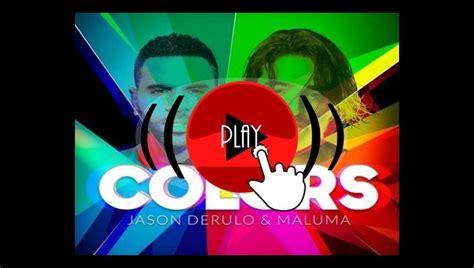 jason derulo ft m 250 sica jason derulo colors feat