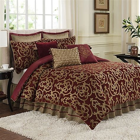 veratex byzantine reversible comforter set bed bath beyond