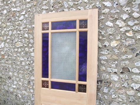 Coloured Glass Doors Vestibule Door With Coloured Glass Stained Glass Doors Company