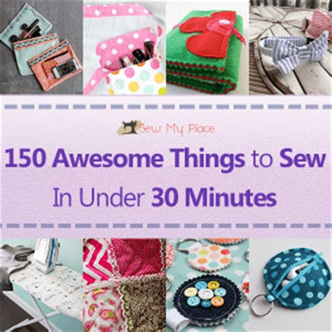 easy sewing projects for craft fairs sewing