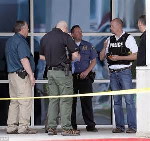 of utah emergency room who walked into utah hospital brandishing two guns is and wounded by daily