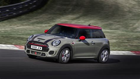 2019 Mini Cooper Works Convertible by 2019 Mini Cooper Works Hardtop And Convertible Make Debut