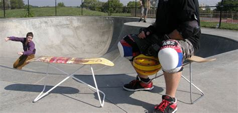 how to make a skateboard bench skate bench no 1 uses real decks for sitting