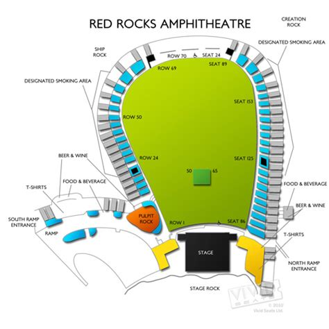 redrocks seating seating chart rocks rocks hitheatre tickets