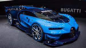 Bugatti Highest Price Bugatti S Vision Gran Turismo Is A