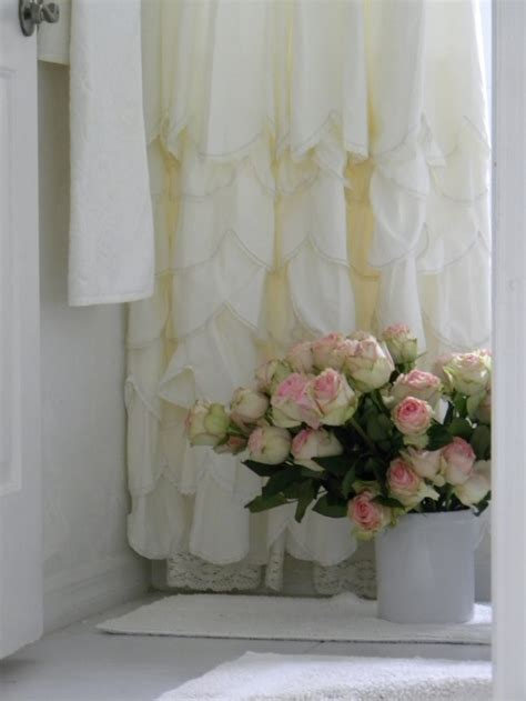 cottage style shower curtains 266 best curtains so pretty images on pinterest blinds