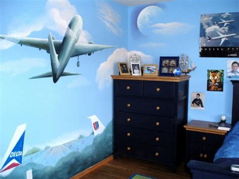 aviation bedroom 15 cool airplane themed bedroom ideas for boys rilane