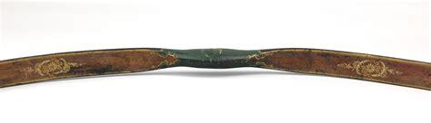 ottoman bow very fine antique ottoman bow peter dekker s mandarin