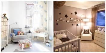 Charmant Deco Chambre Enfant Garcon #5: chambre-bebe-lit-fauteuil-rembouree-lampe-sol.jpg