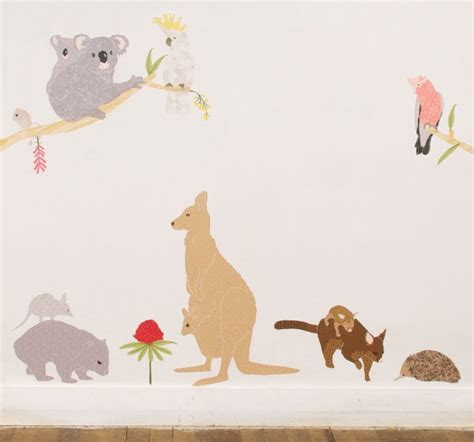 Nursery Wall Decals Australia Wall Stickers For Nursery Australia Home Design