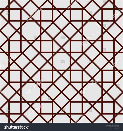 abstract islamic pattern abstract islamic background ramadan theme geometric stock