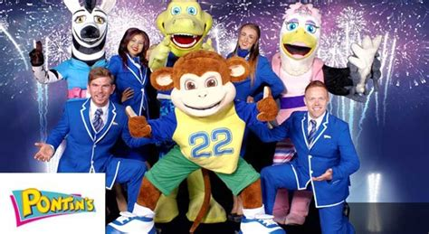 pontins themed events pontins 163 79 easter holiday late deals uk family breaks