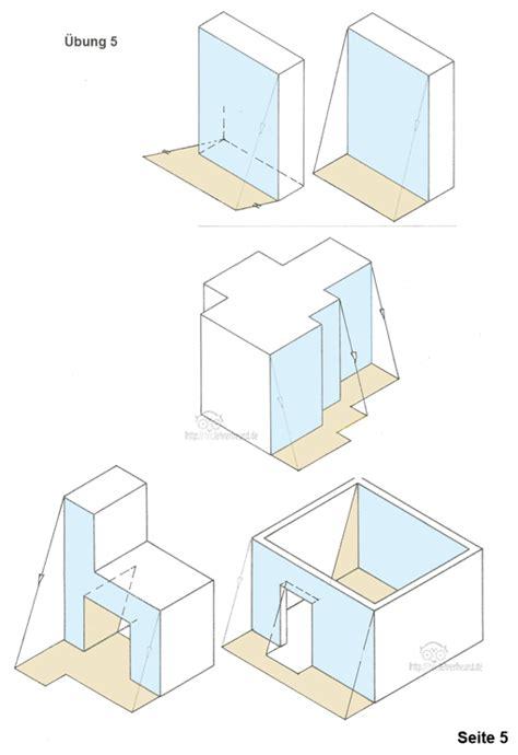 Wie Zeichnet Schatten by Perspektive Kurs 1 Tec Lehrerfreund