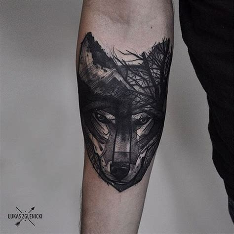 wolf forearm tattoo 57 wolf designs for and with meaning