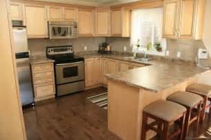 Can Kitchen Cabinets Be Refinished cabinets extraordinary maple cabinets for home what color