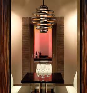Living Room Modern Chandelier Vertigo Spiral Bronze And Gold Leaf Modern Pendant