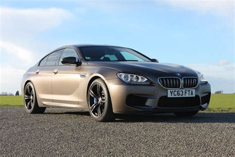 bmw 6 series m6 gran coupe review 2013 parkers