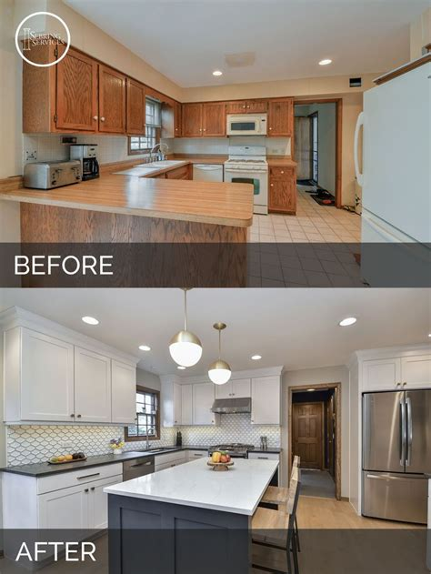 painting kitchen cabinets ideas home renovation best 25 before after kitchen ideas on before after home painting kitchen cabinets