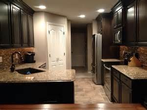 207 best images about kitchen on oak cabinets giallo ornamental granite and
