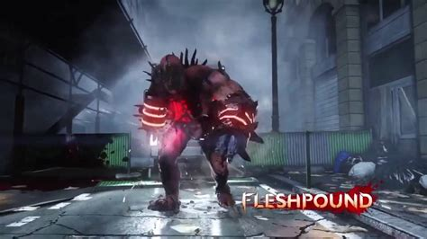 killing floor 2 king flesh pound killing floor 2 fleshpound trailer