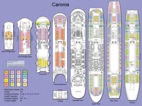 elizabeth ship deck plans discount cruises 844 442 7847 cunard cruise line