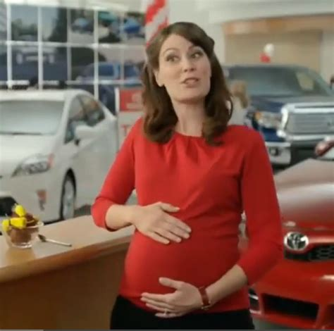 Toyota Meme Commercial - toyota pregnant jan the news wheel