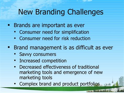 Brand Management Mba Notes by Brand Management Ppt