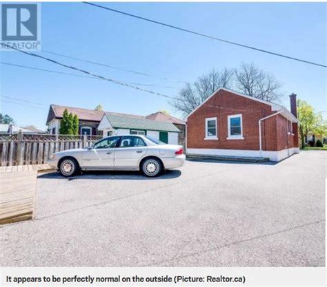 comprare casa in canada una casa piena di clown 232 in vendita in canada e si tratta