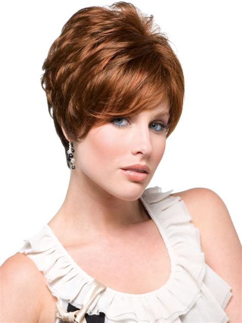 trendy hair styles for wigs 16 remarkably beautiful chic short haircuts for women circletrest