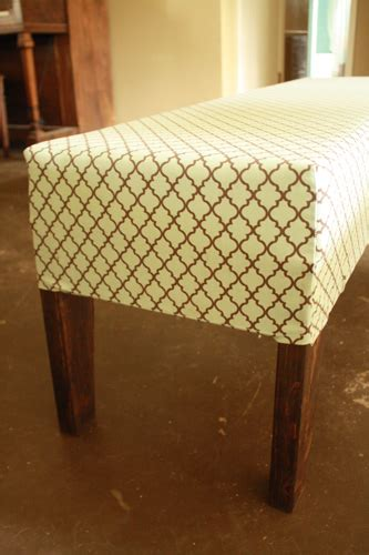 diy padded bench upholstered bench seat diy crafts