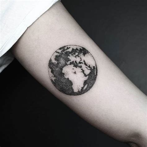 earth tattoo earth tattoos designs ideas and meaning tattoos for you