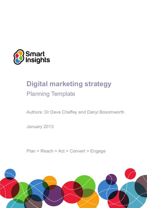 Digital Marketing Classes 1 by Digital Marketing Plan Template