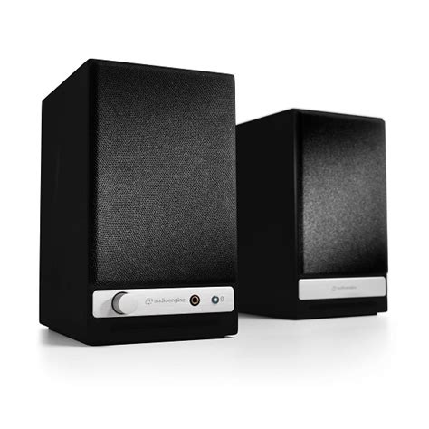 audioengine hd3 powered bookshelf speakers system