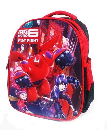 Tas Ransel Sekolah Anak Tk Batman Superman 6d 3d Timbul Premium Unik tas sekolah untuk anak sd toko bunda