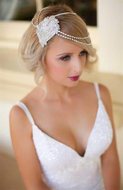 bob hairstyles with veil 20 bob wedding hairstyles ideas loose waves short bobs