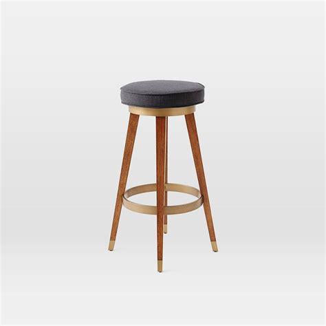 century bar stools mid century swivel bar counter stool