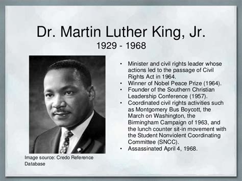 Name Banner Powerpoint Powerpoint Martin Luther King