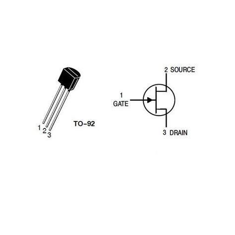 transistor jfet que es transistor jfet 28 images 2n5461 instruments transistor jfet p channel to 92 general purpose