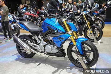 Motorrad G310r by Gallery 2016 Bmw Motorrad G310r In Bangkok