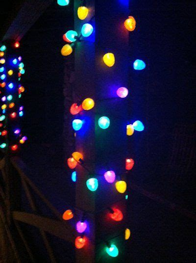 gumdrop christmas lights 50 led bulbs 25 ft long