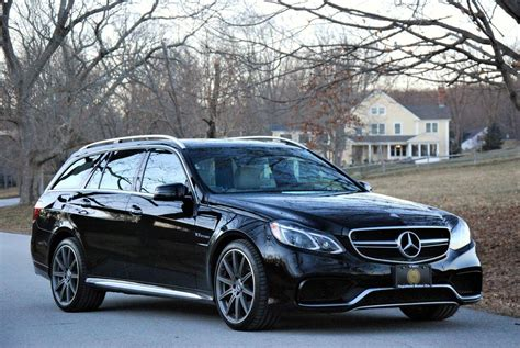 Mercedes E63 For Sale by 2014 Mercedes E63 Amg For Sale 1904395 Hemmings