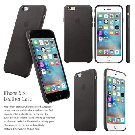 jual leather iphone 6 6s 6 plus 6s kulit back cover premium quality best deal shop